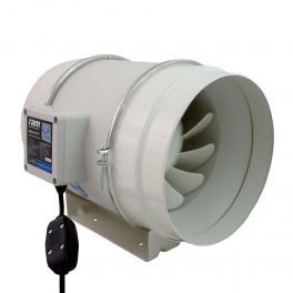 RAM Mixed-Flow Inline Fan - 200mm - 840m³/hr