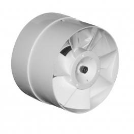 Axial inline fan WINFLEX 100mm - 105m³/h