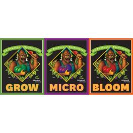 Micro - Grow - Bloom pH Perfect 500ml